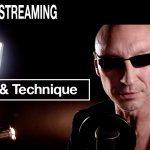 Live Streaming 2 juin 2018 matériel & technique