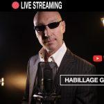 Live YT habillage graphique vidéo
