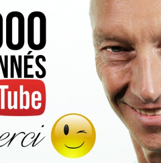 1.000 Abonnés YouTube !