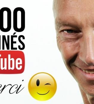 1.000 Abonnés YouTube !