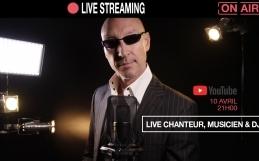 Chanteur, musicien & DJ : comment faire un Super LIVE YouTube ou Facebook ?