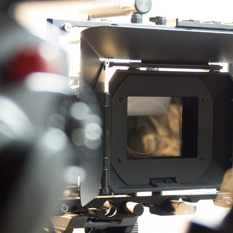 Camera Cinevate matte box