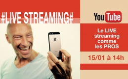 Le LIVE Streaming comme les PROS : YouTube Live