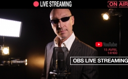 Comment faire un Live Streaming avec OBS ?