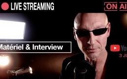 Quel matériel pour filmer une interview