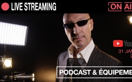 Quel équipement pour le Podcast ?
