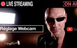 Comment régler une Webcam en manuel ?