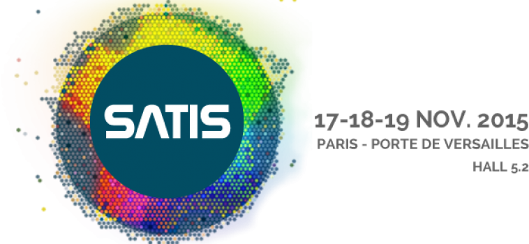 SATIS 2015 : l' événement Broadcast Francophone !