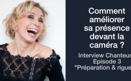 Comment améliorer sa présence devant la caméra : Interview chanteuse épisode 3