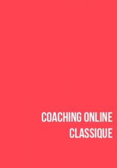Coaching OnLine Classique